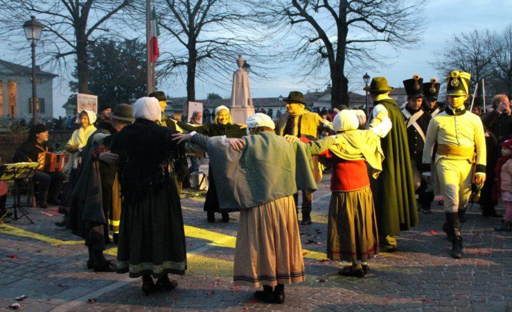 rievocazione storica Fratta carbonara